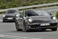 2012 Porsche 911 с камуфлажи