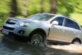 Opel Antara, тест драйв