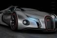 Bugatti Veyron - рендери