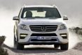 Mercedes-Benz ML 2012