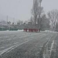 ЦСКА тренира по план, не наказателно