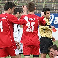 Бела с първа победа за сезона, надделя над Черно море с 2:0