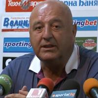 Венци с нов коментар за ЦСКА и Левски