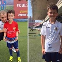 Научете още за Гого от Барселона и Славия, който ще учи в училището на Иниеста