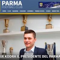 29-гадишен албанец е президент на Парма