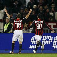 Шева пак бележи за Милан след 2 години
