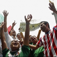 Мексико е олимпийският шампион по футбол