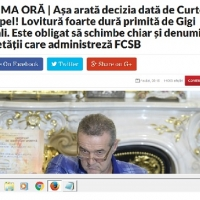 Апелативният съд в Румъния съсече фалшифицираната Стяуа на Джиджи Бекали
