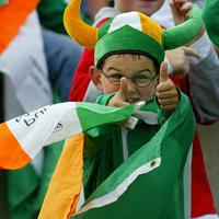 Ирландия поиска преиграване с Франция