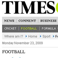 """""""Таймс"""" оплаква България и Швеция"""