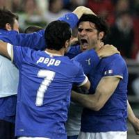 Италия загуби две точки от Ирландия - 1:1