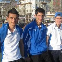 Младежки национал на тестове в Испания
