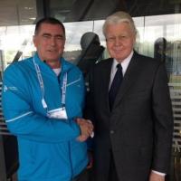 Президентът на Исландия благодари на Карамаринов