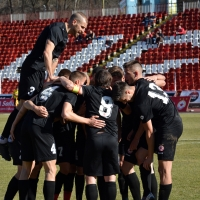 ЦСКА наниза 6 гола на Дунав Русе