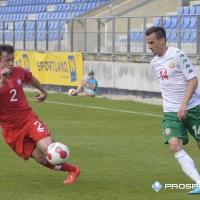 Промяна в националния отбор на България