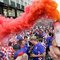 ФИФА наказа Хърватия заради разисъм
