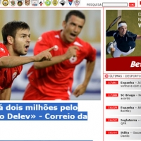 В Лисабон: Лъвът за 2 милиона евро е Делев