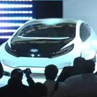 Промоцията в Чикаго на извънземната KIA Ray (ВИДЕО - HD)