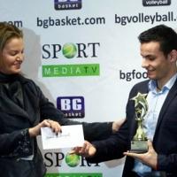 Денис Димитров е №1 при младите спортисти на България