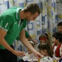 Берое направи дарение за детска градина (СНИМКИ)