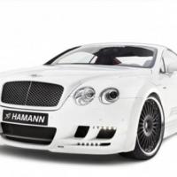 Тунинг пакет Bentley Continental GT и GT Speed от Hamann