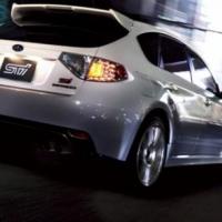 Subaru представи луксозна версия на Impreza STI