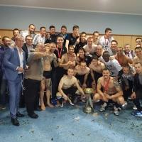Чудо! Божинов с първи трофей с кариерата си