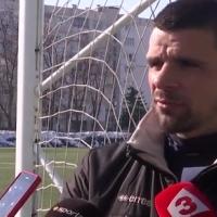 Валентин Илиев: Доволен съм от поведението на футболистите, на терена