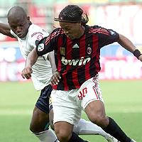Роналдиньо с два гола срещу Сампдория