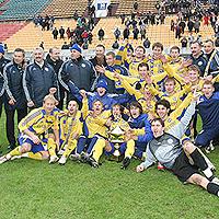 Мирчев и БАТЕ (Борисов) станаха шампиони