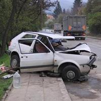 Катастрофа и смърт почерни титлата на ЦСКА