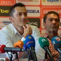 Христо Янев: Градим отбор от млади и опитни играчи, целта пред ЦСКА е повече от ясна