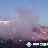 ВИДЕО: Сектор Г vs. Сектор Б през камерата на Prosport.bg