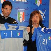 Италия официално с нови екипи срещу Уругвай