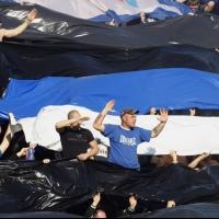 """Екшън на """"Герена"""", фенове на Левски бият"""