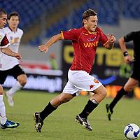 Тоти донесе победата на Рома срещу Фиорентина (ВИДЕО)