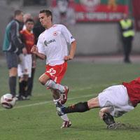 Йордан Минев е пред трансфер в Лудогорец