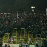 Полицията не пусна антимилиционерски транспаранти на ЦСКА