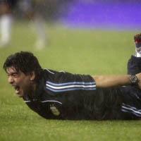 Марадона: Мечтая за Меси и Барселона