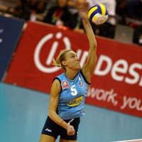 Антонина Зетова най-резултатна при победа на Палма Волей