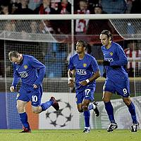 В Юнайтед се радват за Бербо, Фърги щастлив