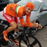 Първият българин на Джирото: Мечтая за етапна победа