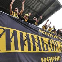 Фенове на Миньор гонят играчи в Перник