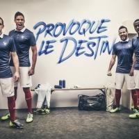 Франция показа екипите за Световното догодина