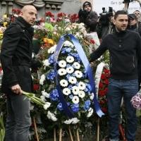 Левски положи венец на паметника на Апостола в София
