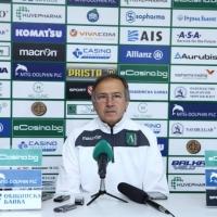 Георги Дерменджиев вече не е треньор на Лудогорец
