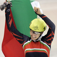 Жени стана сребърна медалистка на европейското в Торино