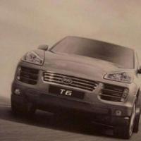 Китайци изкопираха и Porsche Cayenne