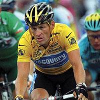 Ланс Армстронг се пуска в Джиро д'Италия