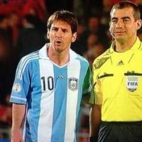Меси остана трети за Спортист на Аржентина
